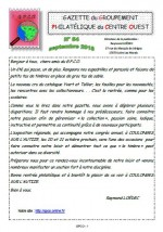 Gazette N°54 - septembre 2018